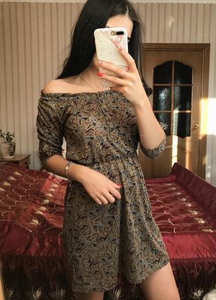 Очень крутое актуальное платье