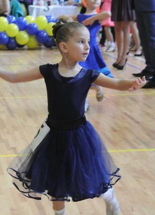 Танцевальное платье, бейсик