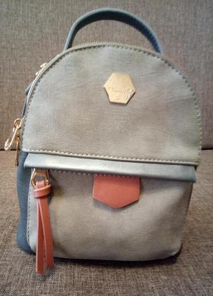 Рюкзак- сумка david jones