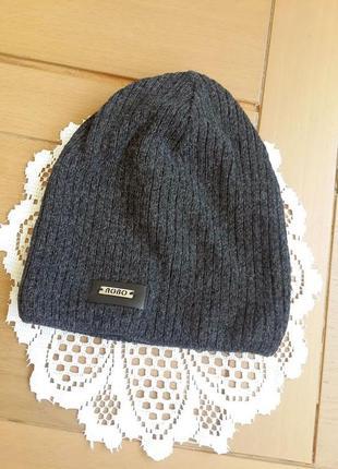 Agbo теплая шерстяная польская шапка для мальчика