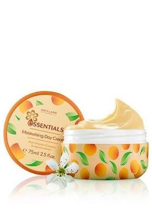 Дневной увлажняющий крем «абрикос»для лица тела лосьенлосьйон лосьон