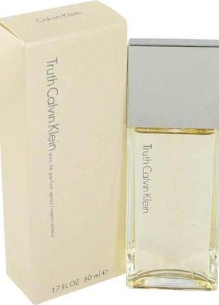 Calvin klein truth парфюмированная вода,100 мл