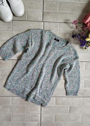 Вязаный свитер!