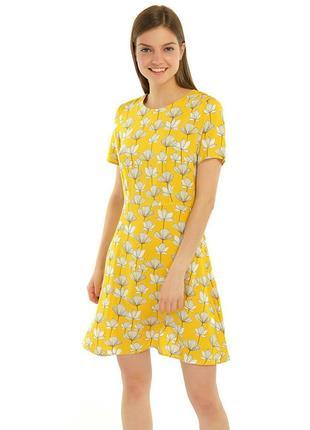 Новое хлопковое платье распродажа