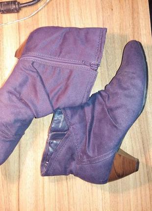 Нарядные изящные  элегантные демисезонные ботиночки m&s 6р (38,5-38)