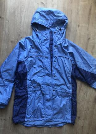 Женская куртка ветровка сolumbia