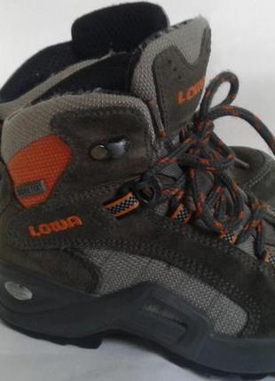 Lowa ботинки