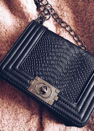 Маленькая сумочка  через плече