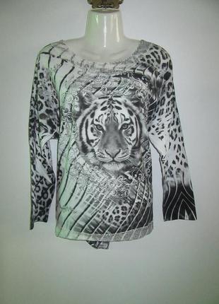 Италия новый коттоновый свитер