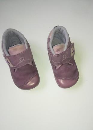 Кожаные туфельки tots