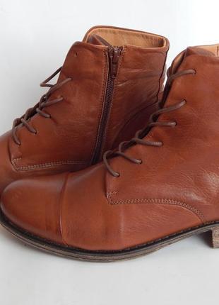 Демисезонные ботинки pier one, 27 см.