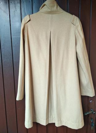Пальто из натуральной шерсти2 фото