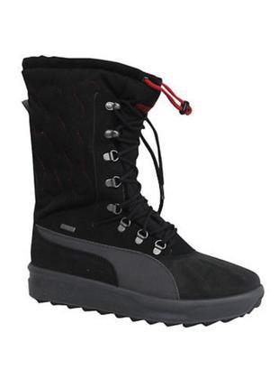 Зимние ботинки сапоги puma