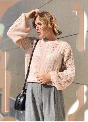 Пастельный свитер