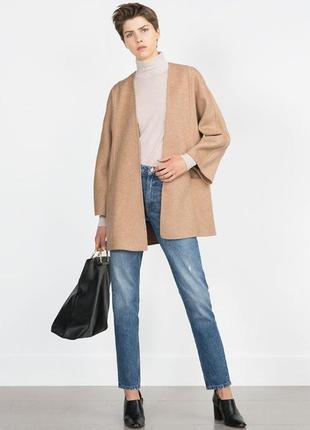 Пальто кардиган жакет