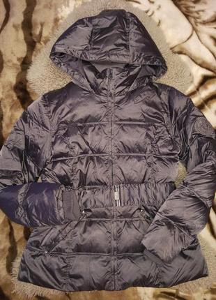 Брендовая куртка пуховик tommy hilfiger