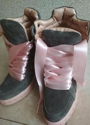 Сникерсы обувь