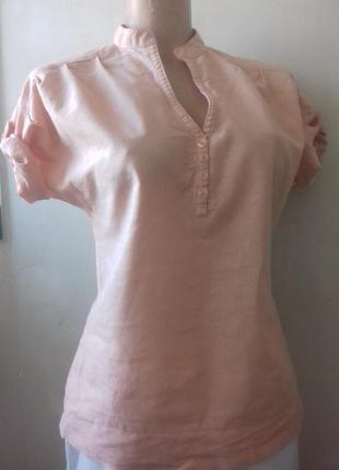 Блуза 55 % лен