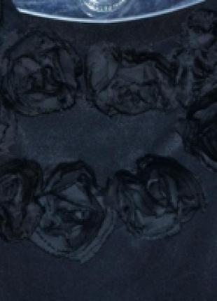 Блузка с розочками фирмы oodji