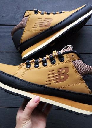 42 43 44 45 мужские кроссовки ботинки на осень зиму new balance 754