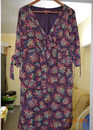 Платье monsoon с подкладкой