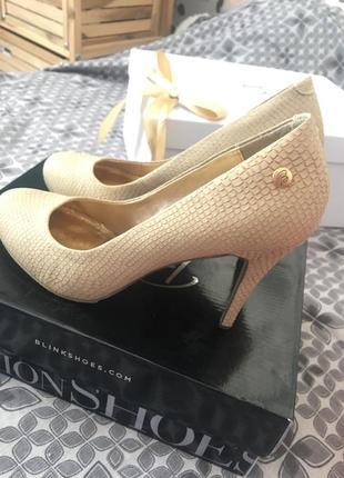 Туфли blink как новенькие