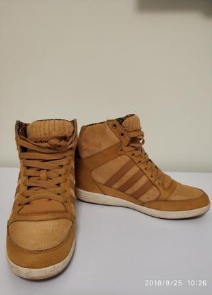 Сникерсы ботинки кроссовки adidas 24,5