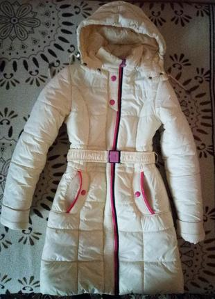 Куртка пуховик зимний курточка зимнее пальто