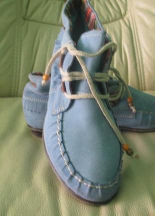 Ботиночки  tamaris 39 р