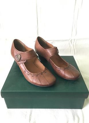 Стильні та зручні туфлі