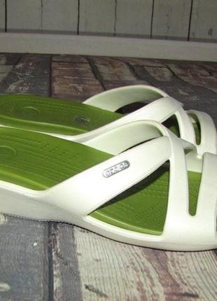 Шлепанцы кроксы crocs оригинал