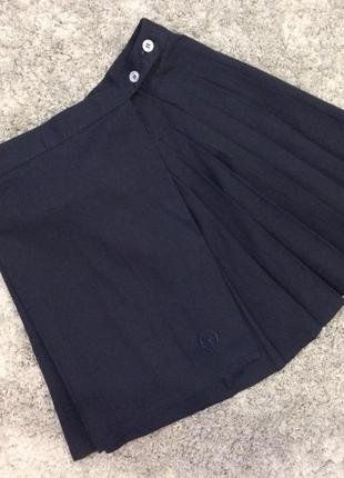 Теннисная винтажная плиссированная юбка\юбка плисе sergio tacchini оригинал -50%