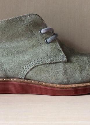 Ботинки dr. martens 61965 original manton desert boot оригинал замша