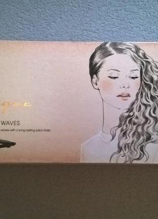 Cтайлер babyliss крупные локоны boutique salon deep waves