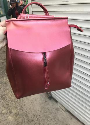 Кожаный рюкзак рюкзак кожаный италия