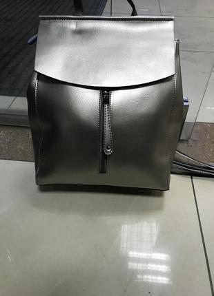 Рюкзак кожаный кожаный рюкзак