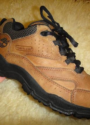 Демисезонные ботинки на мальчика timberland р.38 стелька 24 оригинал
