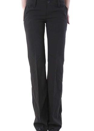 Классные брюки fornarina для высокой девушки