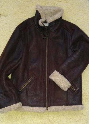 Куртка iana kids 6 7лет для модника дублёнка