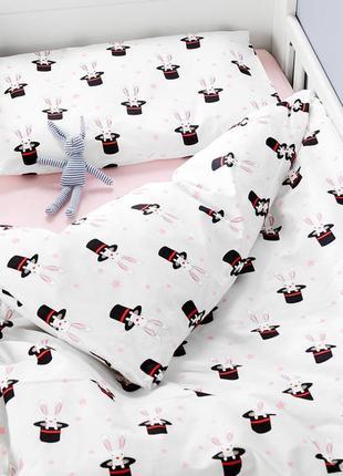 Хлопковая детская постель.тсм чибо.германия.100х135