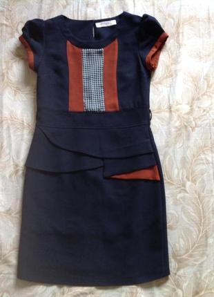 Красивое платье 44-46 размер