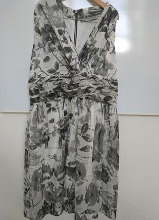 Шифоновое платье marc andrew marc new york