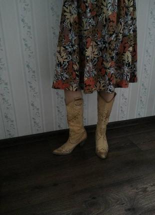 Казаки (ковбойские сапоги)