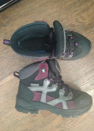 Крутые мембранные ботинки mckinley 30 разм 19 см стелька