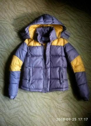 Зимова куртка.
