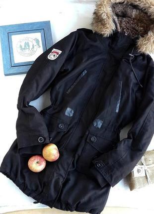 Куртка парка зимняя storm mountain