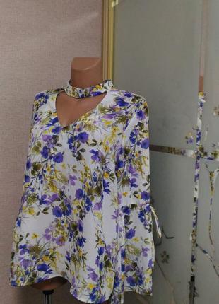 Невероятно красивая блуза)