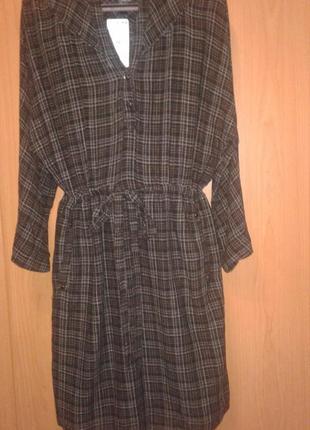 Розпродаж!круте плаття рубашка mango