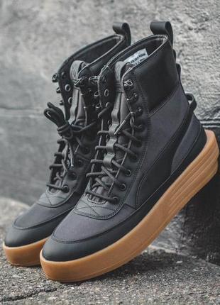 Puma parallel 2.0 tactical x xo | оригинальные ботинки