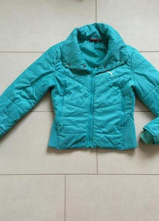 Прикольная куртка puma original